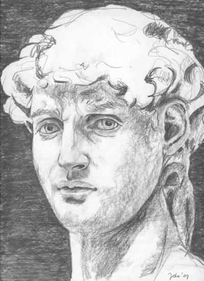 David (Bible) by jokedejong